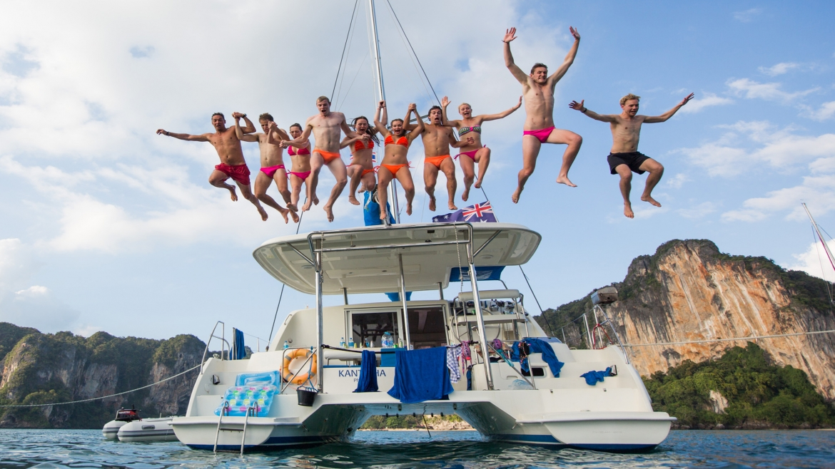 Bali Private Yacht Party